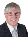Cllr. Michael Begley plenary pic