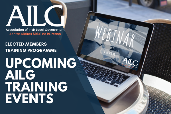 AILG Upcoming Training Events image website 600 x 400