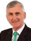 Cllr. Martin McLoughlin plenary pic