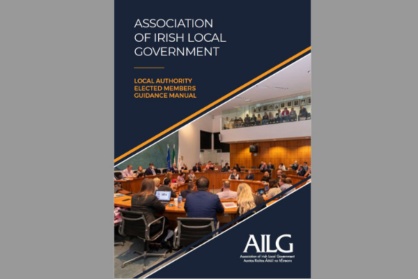AILG Local Authority Elected Members Guidance Manual (2019)  In 2019 AILG published a Guidance Manual for New Councillors following the May 2019 Local Elections