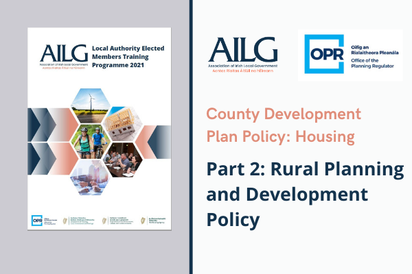 Rural Planning and Development Policy 600 x 400 image